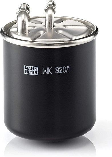 MANN-FILTER WK 820/1 Filtro de combustível para camiões