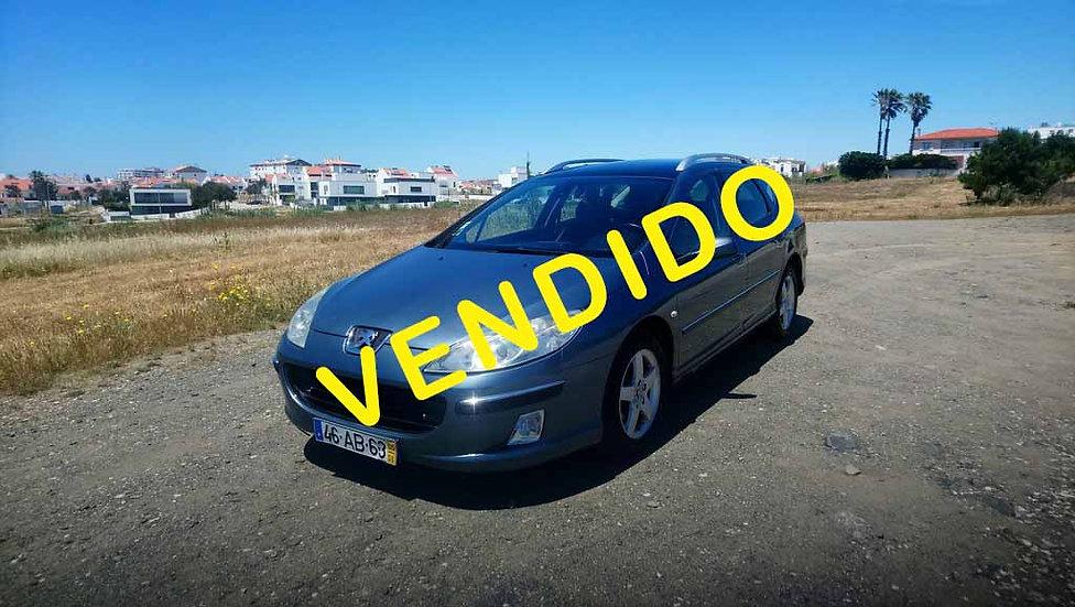 Peugeot 407SW Executive, Manual, Gasóleo, 1.6HDI, 81KW(109CV) 254152KM