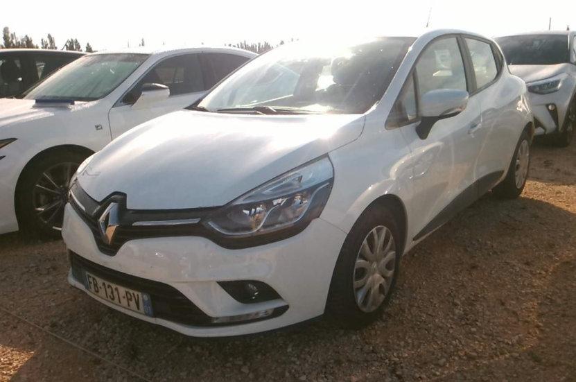 Renault Clio societe - 1.5 DCI 90 CV 66 KW (90 CV), 2018, Gasoleo, 57678 Km