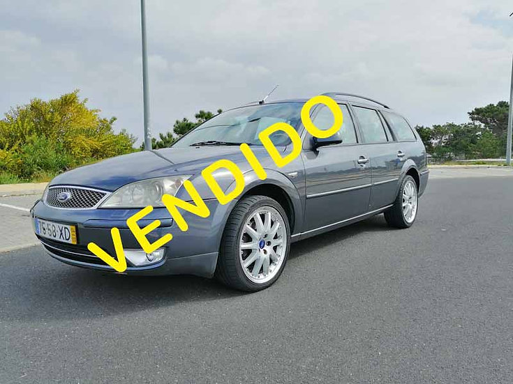 Ford Mondeo SW 2.0 TDCI GHIA EXEC, Manual, Gasoleo, 196626Km, 2004