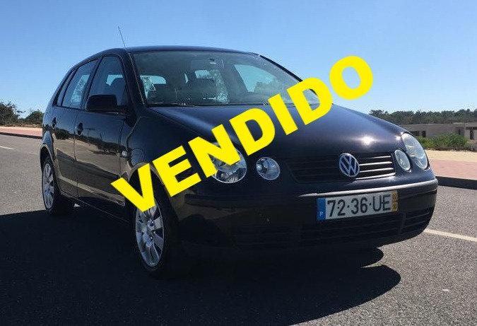 Volkswagen Polo 1.2 12V(75CV); AC+JE 2002 Gasolina 243260 km