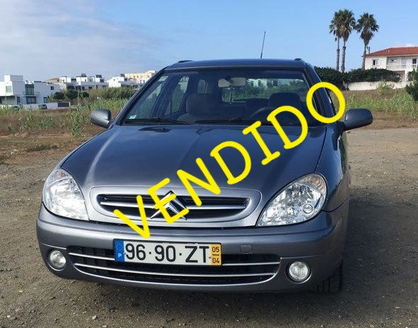Citroen Xsara  1.4(55CV), Gasoleo, Manual, 286348km, 2005