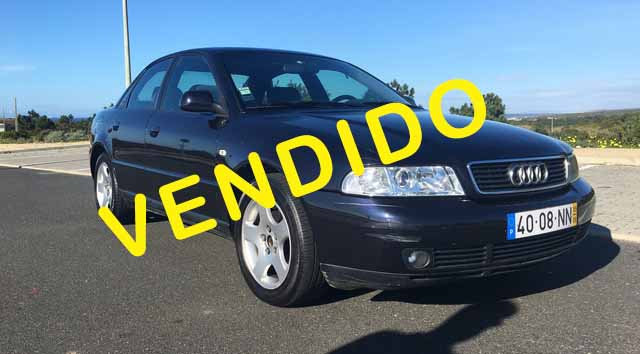 Audi A4 1.9CC  (110CV), TDI ATTRACTION, 385372km, 1999, Gasoleo