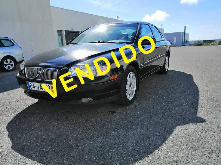 Volvo S80 2.5 T, 170 CV, 2002, GPL/Gasolina, 167.623Km
