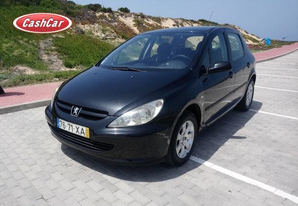 Peugeot 307XS Premium, Manual, Gasóleo, 1.4HDI, 69CV 352214KM Ligeira