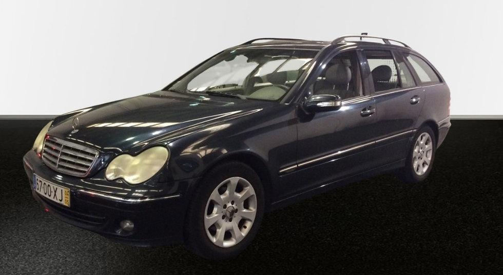 Mercedes-Benz  - C 200 CDI ELEGANCE AUT. 90 KW (122 CV), Gasolina,327867Km, 2004