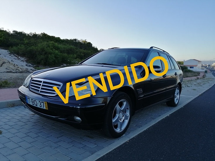 Mercedes-Benz C-Class T C 180 Avantgarde C 180  129CV 1998ccm  Tração trase.6M