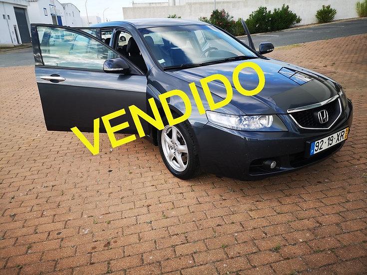 Honda Accord T 2.2 I-CDTI Execut N 104KW(140CV) Gasoleo 225911km 2004.