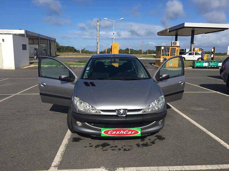 Peugeot 206, 1124(44cv) Gasolina, Manual145000km,2004
