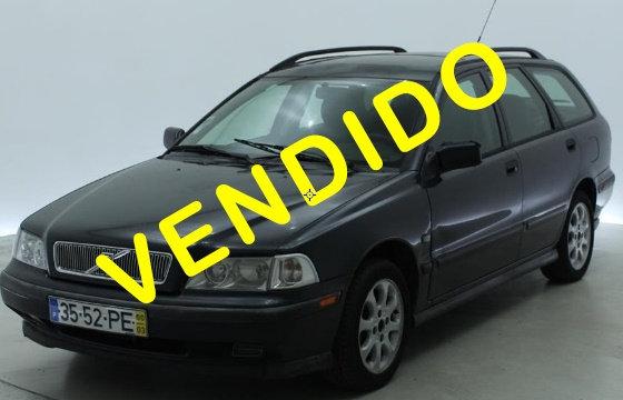 Volvo V40 SW, Manual, Gasolina, 1.600CC 109CV
