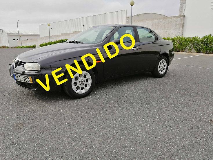 Alfa Romeo 156 1.6 TS, 120 CV, 2001, Gasolina, 112.229Km