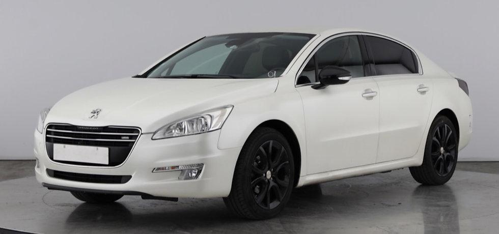Peugeot 508 1.6 HDI-E ALLURE 2-TRONIC 84 KW (114 CV), Gasoleo, 2012, 121281Km