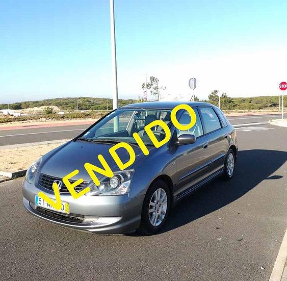 Honda Civic 1.7 CDTI ES, Manual, Diesel, 75 KW(100CV) 289754km 2005