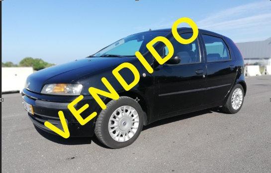 Fiat Punto, 1.2 16V ELX Manual, Gasolina, 80CV 2002, 179639 km