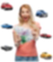 Transforme seucarro emdinheiro.  Vender o seu carro agora é fácil!