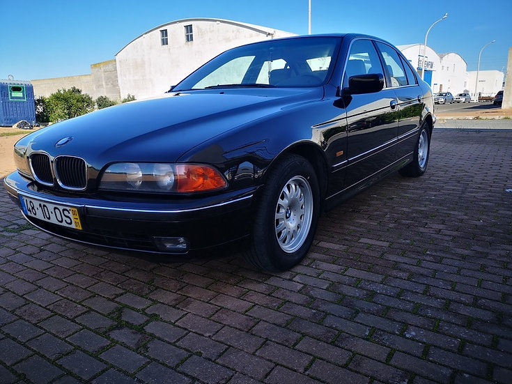 BMW 525 TDS - 143cv - 2000 - Gasóleo - 375.551km