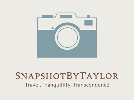 SnapshotByTaylor Logo