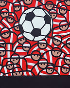 RED & WHITE CROWD Acrylic on canvas.jpg
