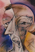 HEAD WITH GOATEE WATERCOLOUR & INK.jpg