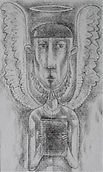 BOOKISH ANGEL Ink drawing.JPG