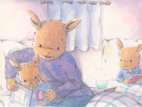 L'histoire du soir - Bedtime Story