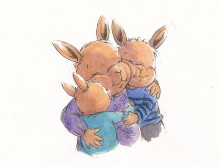 La journée des câlins - Hug Day