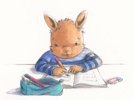 Les devoirs - Homework