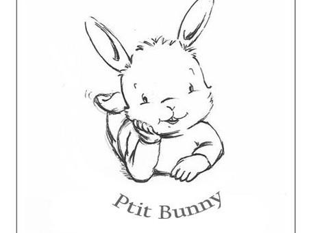 Les premiers pas de Ptit Bunny :) - Ptit Bunny's First Steps :)