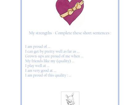 Ptit Bunny's Little Cards - Self-Confidence