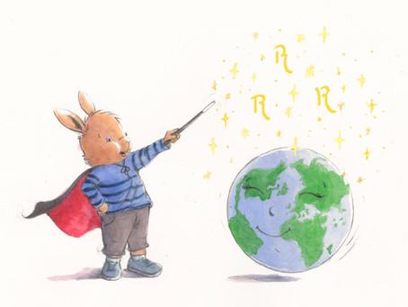 Les 3 R, une formule magique pour sauver la terre - The 3 Rs, a Magic Formula to Save the Earth