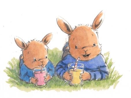 Les smoothies de Ptit Bunny - Ptit Bunny's Smoothies