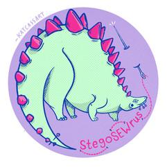 Stegosewrus Logo (2020)