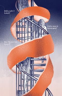 Citrus Staircase
