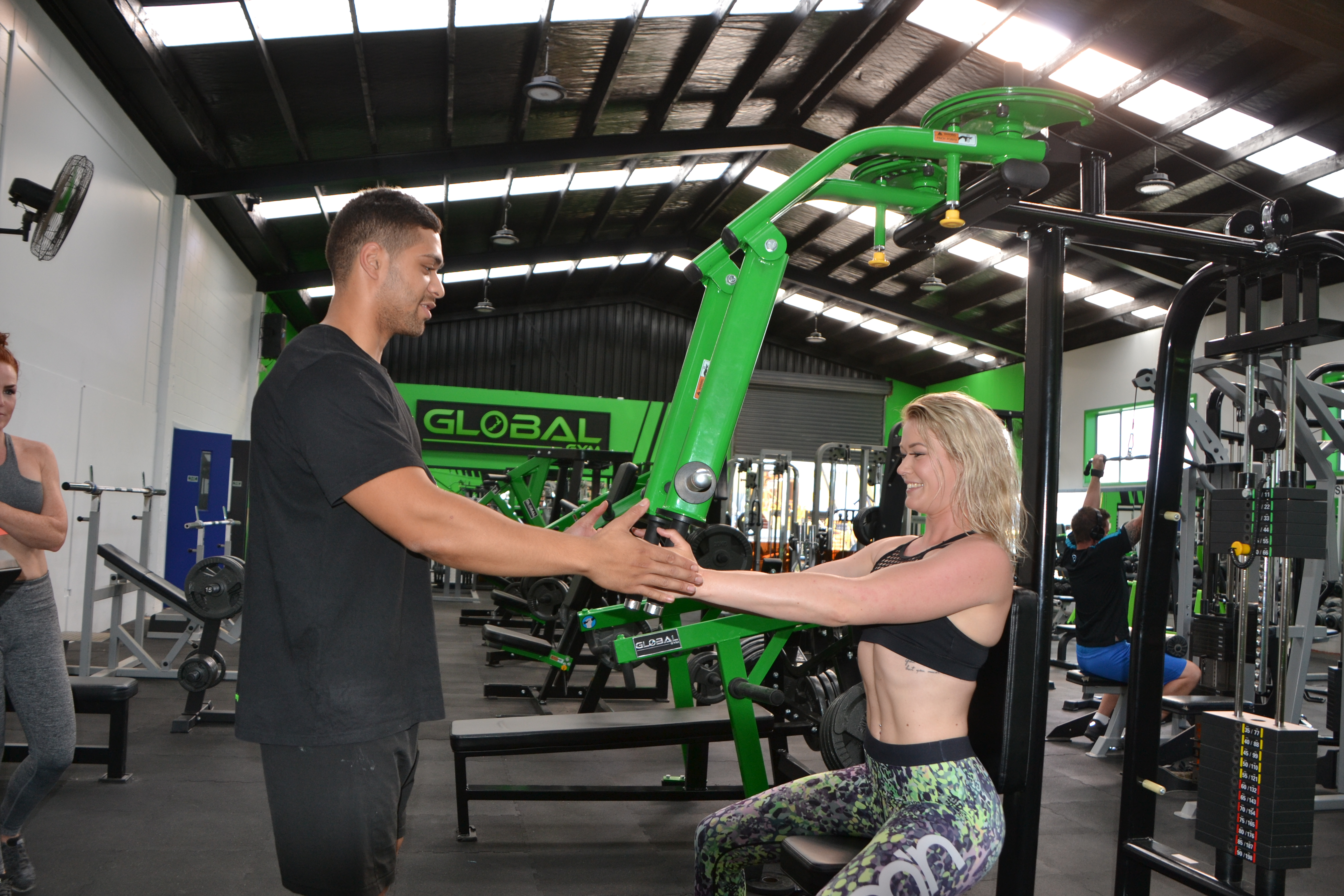 Qualified personal trainers