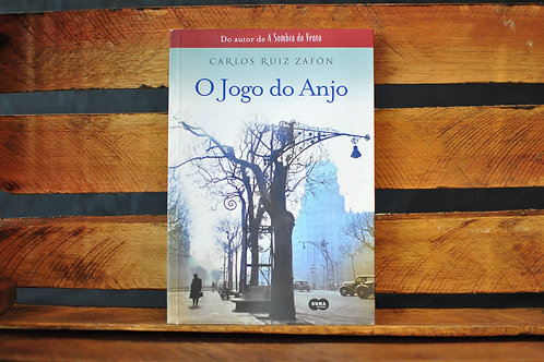 O Jogo do Anjo - Carlos Ruiz Zafón