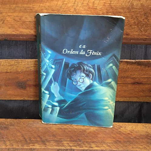 Harry Potter e a Ordem da Fênix - J.KROWLING