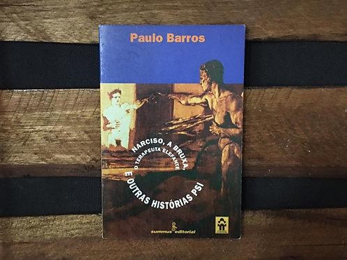 narciso, a bruxa, o terapeuta elefante e outras histórias psi - Paulo Barros