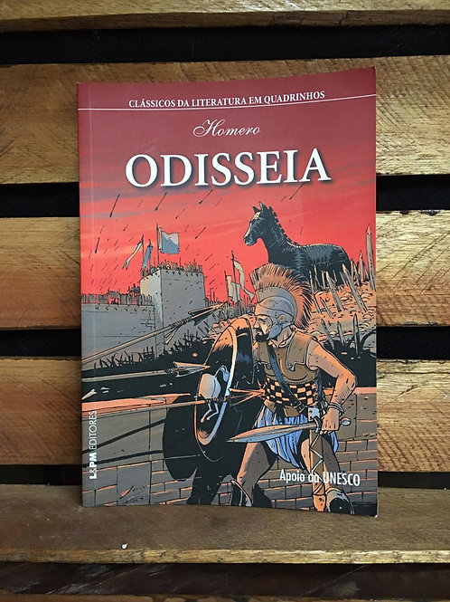ODISSEIA QUADRINHOS - Homero