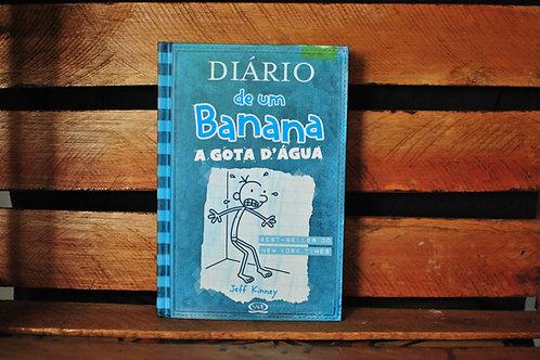 Diário de um Banana a gota d'água vol. 3 - Jeff Kinney