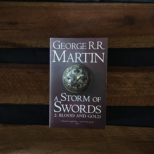 A Storm of Swords 2: Blood and Gold - George R.  R Martin