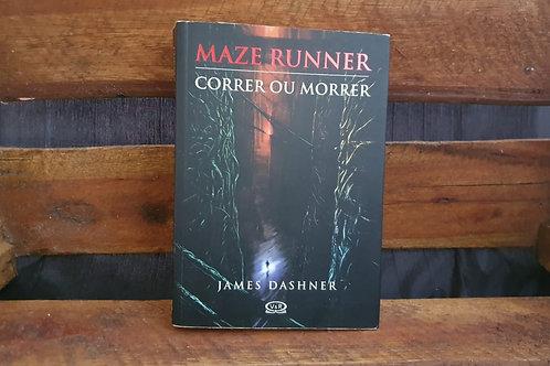 Maze Runner: correr ou morrer - James Dashner