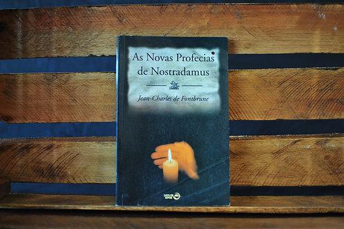 as novas profecias de nostradamus - Jean Charles de Fontbrune