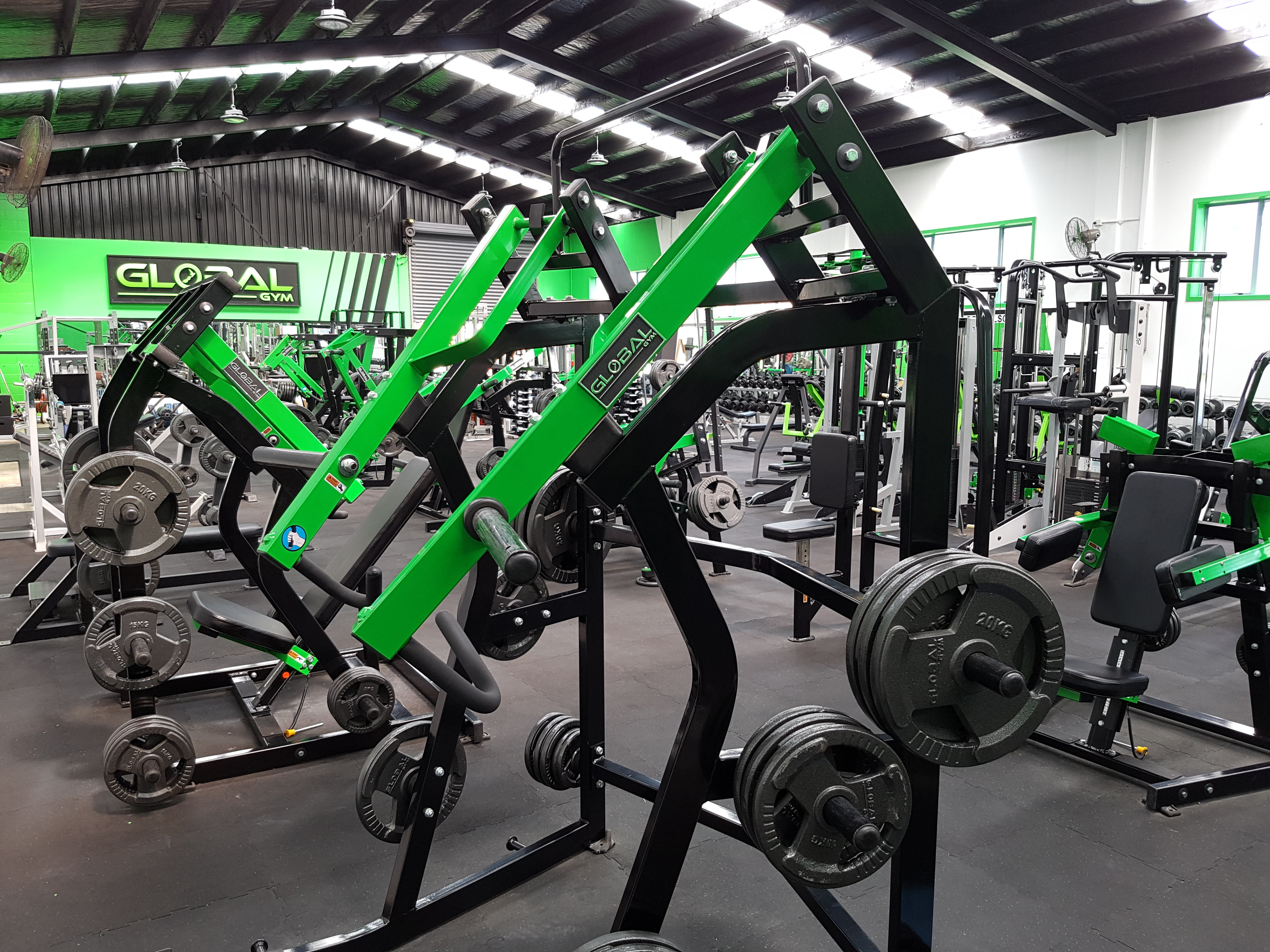 Gym in Mount Maunganui