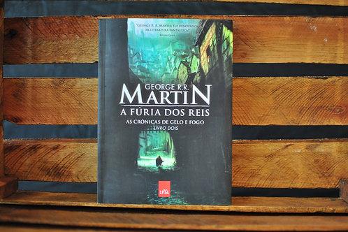 A fúria dos Reis livro 2 - George R. R. Martin