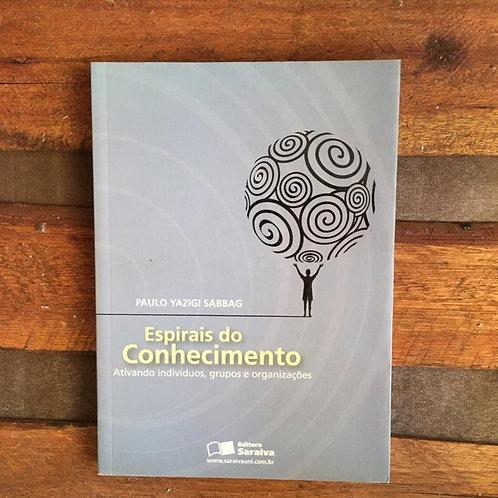 ESPIRAIS DO CONHECIMENTO - PAULO YAZIGI SABBAG