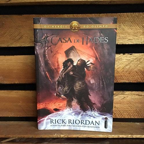 A casa de Hades - Rick Riordan