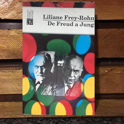 De Freud a Jung - Liliane Frey-Rohn
