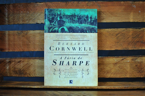 A fúria do Sharpe - Bernard Cornwell