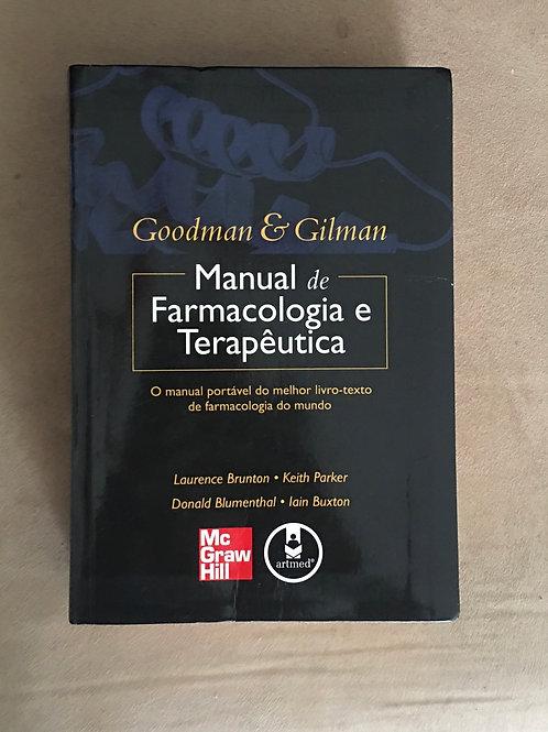 Goodman & Gilman Manual de Farmacologia e Terapêutica - Laurencd Bruton Keith