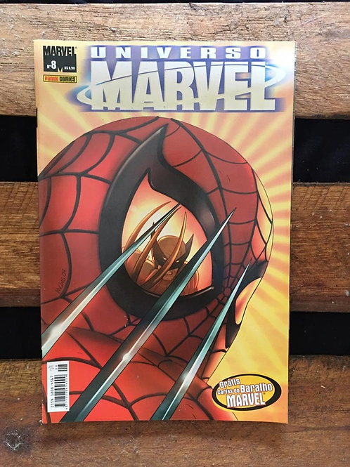 Universo Marvel nº 08